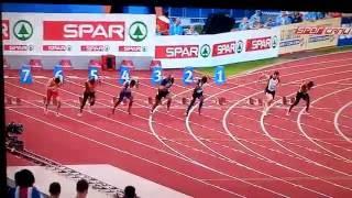2016 avrupa şampiyonası 100 metre finali