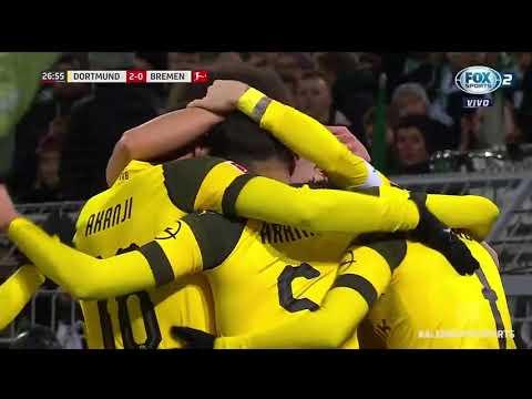 É CAMPEÃO! Melhores momentos da vitória que deu título simbólico do primeiro turno ao Dortmund