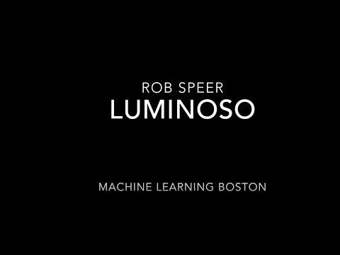 Rob Speer of Luminoso Discusses Natural Language Processing