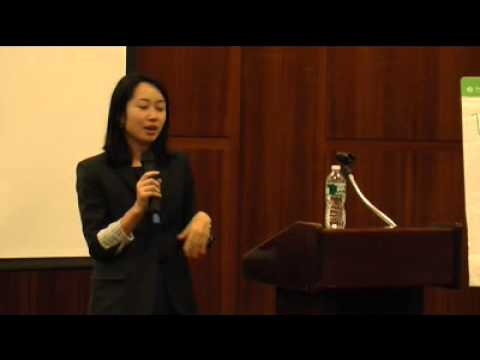 Mariko Hirose of the NYCLU talks about Privacy and Surveillance Technologies