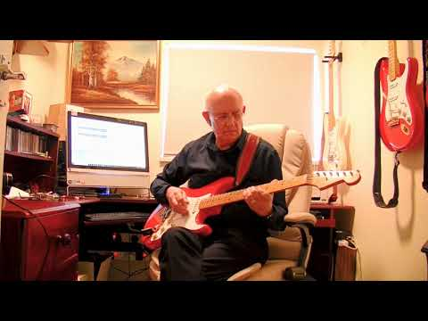 If I sing you a love song - Bonnie Tyler - instrumental cover by Dave Monk