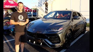 The 2019 Lamborghini Urus is finally here. Does it pack enough supe...