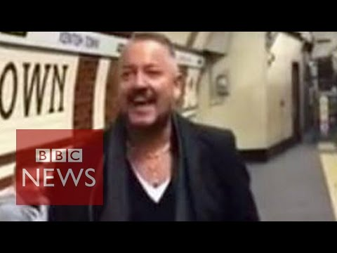 'One of the most joyous things ever to happen on the tube'