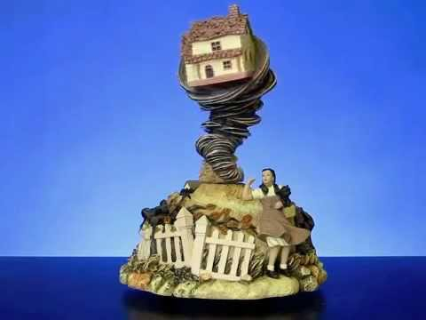 Oz™ Tornado Figurine