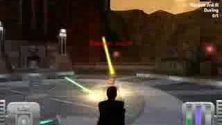 OJP test duel 2 (Open Jedi Project v 0.1.0)
