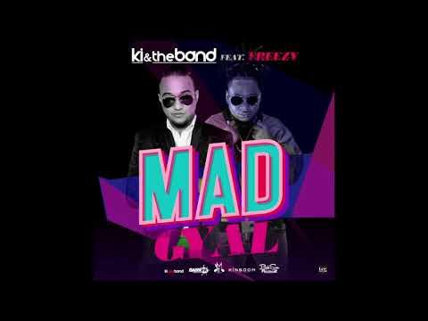 """Mad Gyal"" | KI feat. Freezy | Soca 2018 thumbnail"
