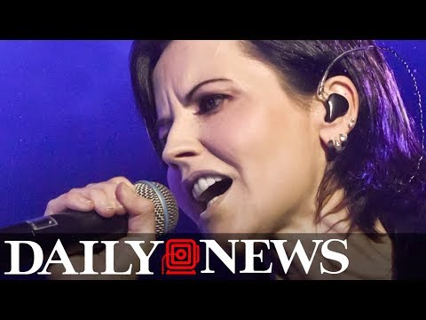 Dolores O'Riordan, The Cranberries singer, dead at 46