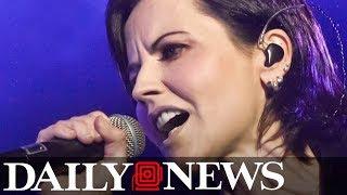 Dolores O'Riordan, The Cranberries singer, dead at 46 thumbnail