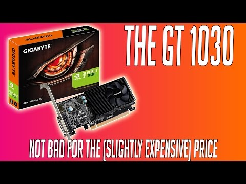Gaming With The Nvidia Gt