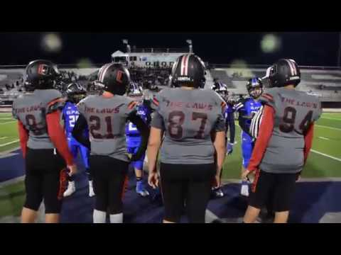 Football - 11U El Paso Broncos Vs San Antonio Outlaws (Full Game 2018)