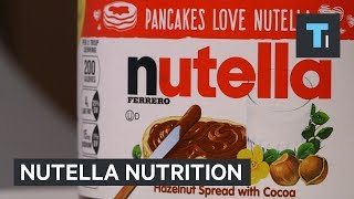 Surprise, Nutella is more unhealthy than you might think