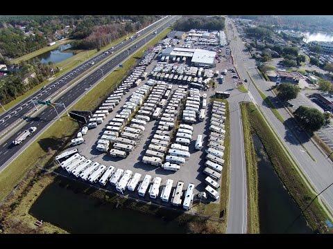 General RV Center Orange Park, Florida