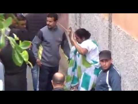 انتهاكات الشرطة على اجساد نساء العيون