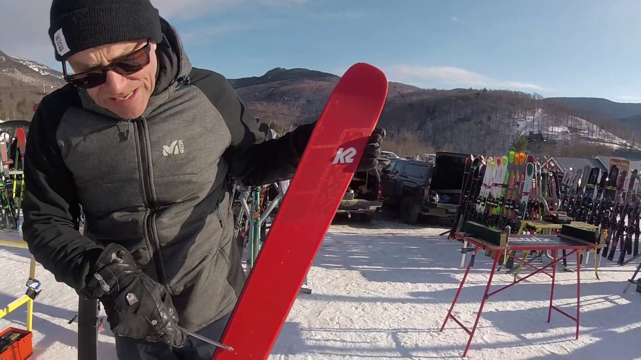 K2 2020 Mindbender 90 C Skis