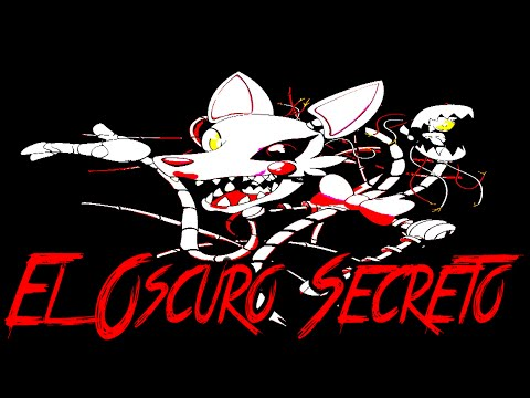 El Oscuro Secreto De Mangle | Five Nights At Freddy's 2 (fnaf)