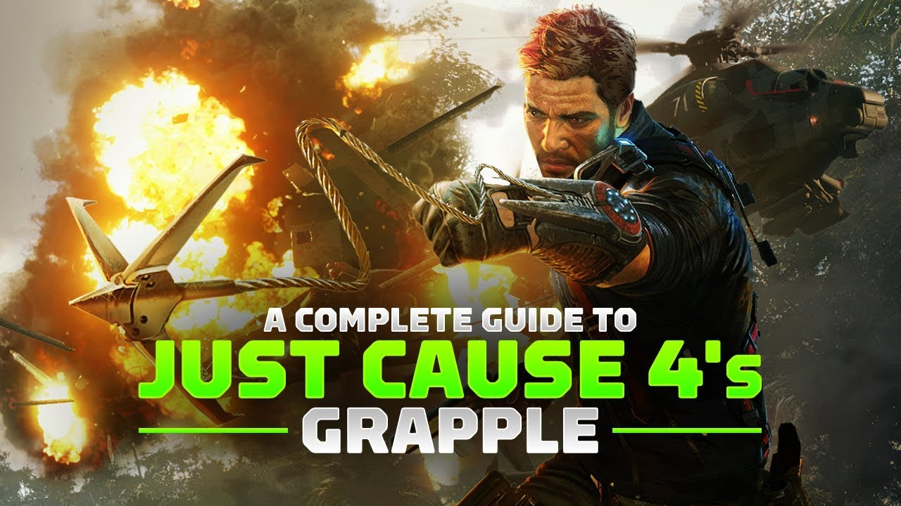 Just Cause 2 Guide Pdf