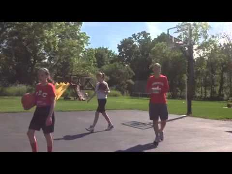 HBC Summer Workout Program- 7th - 8th Dribble Moves to Shot