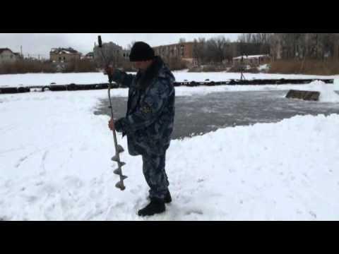 видео: Обзор ледобуров  Часть 1