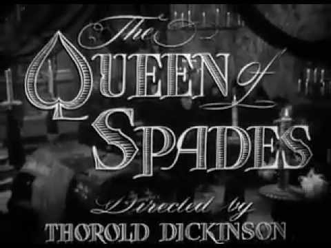 The Queen of Spades. 1949.