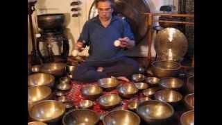 Gong and Tibetan Singing Bowl Meditation