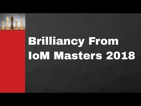 Jeffery Xiong vs Eesha Karavade: IoM Masters 201