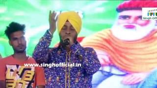 Gurbaksh Shonki | Live Video Performance Full HD Video 2017 (Punjabi Mela Akhada)