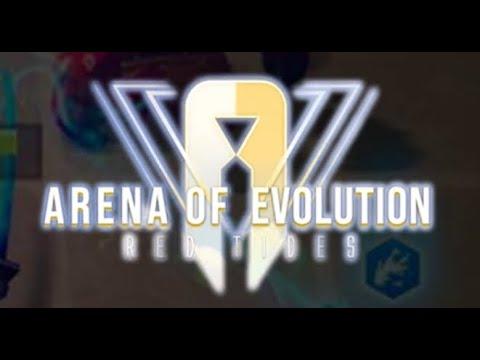 Arena Of Evolution: Red Tides - БИОМЕХАНИЧЕСКИЕ ШАХМАТЫ!