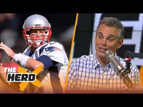 Herd Hierarchy: Colin's Top 10 NFL teams after 2017-18 Week 13 | THE HERD