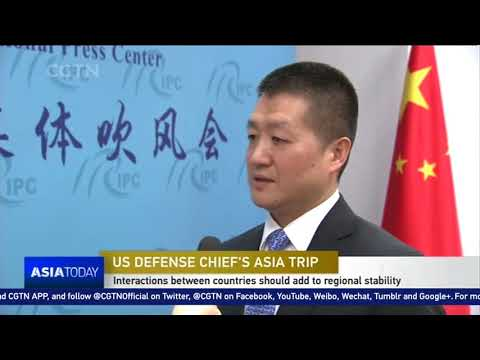 China Foreign Ministry Spokesperson