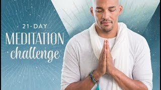 21-Day Meditation Challenge with Light Watkins