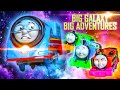 Diesel Shunts Back | Big Galaxy Big Adventures #4 | Thomas & Friends