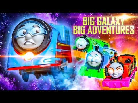 Diesel Shunts Back | Big Galaxy Big Adventures #4 | Thomas & Friends
