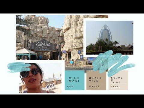 WILD WADI WATER PARK IN DUBAI ll HOTELIER OFFER ll cherolvlog