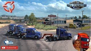 American Truck Simulator SCS Software new Update 1.35 Trailer News Part 1: American Truck Simulator