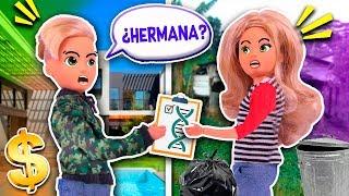 💸 RICO vs POBRE 🏚 GEMELOS se ENCUENTRAN por PRIMERA VEZ! Los Quieren Separar 😱 Juguetes Fantásticos