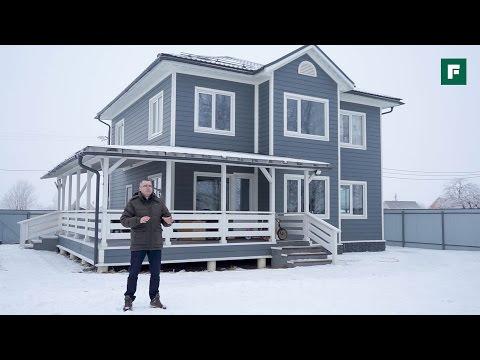 Первый опыт строительства дома из СИП-панелей. Конструктив // FORUMHOUSE