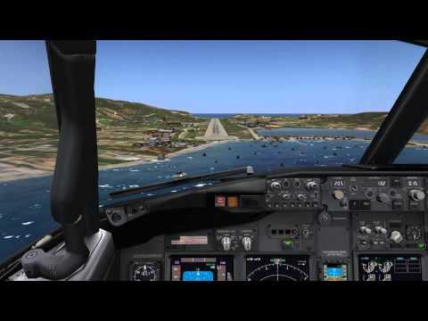 Olympic Charter's Flight to Skiathos (LSZR-LGSK)