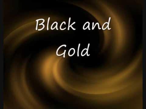 Black and Gold piano arrangement