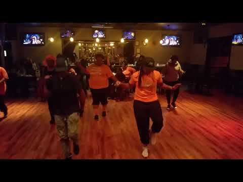 BUMP THAT LINEDANCE CREATED BY ARICA DICKENS AND SHAUNITA LASSITER