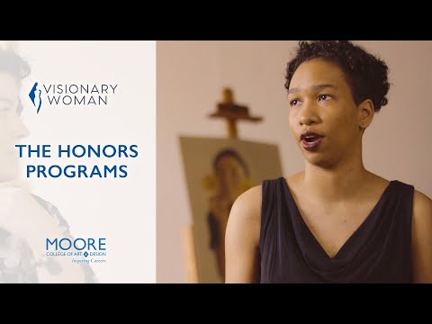 More Than Just a Scholarship: Moore's Visionary Woman Honors Program