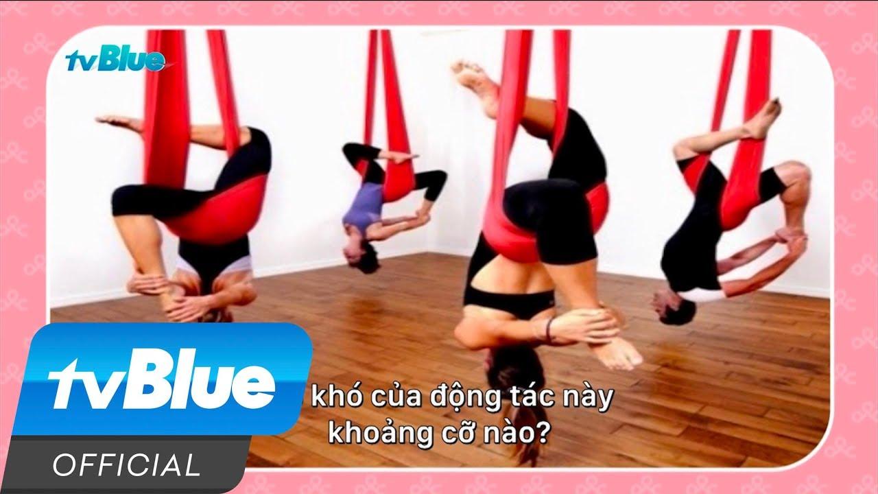 Học Viện Thần Tượng | Yoga time cùng 2 cô nàng Saerom và Hayoung