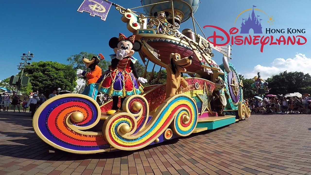 hong kong disneyland essay The success of disneyland as the world's first permanent, commercially viable theme park sparked the creation of a number of other parks throughout the world, from florida to japan, france, and hong kong.