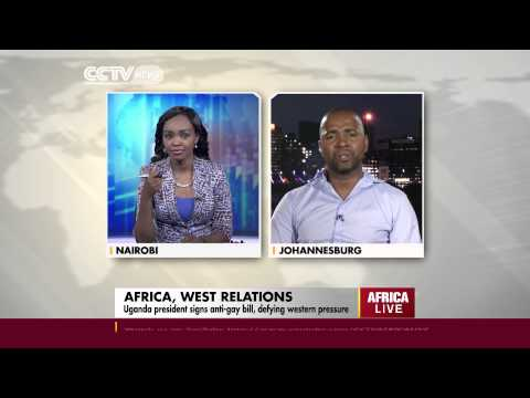 Dr. Alfredo Tjiurimo on the Africa - Western relations