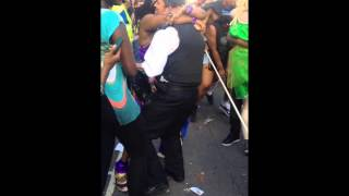 POLICE WHINING NOTTING HILL CARNIVAL 2013