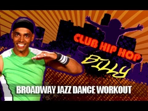 Club Hip Hop: Billy Blanks Jr. - Broadway Jazz Dance Workout