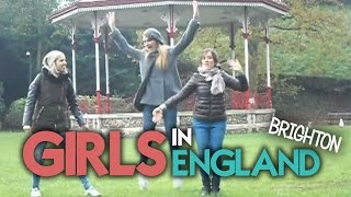 Girls in England | Brighton 2014