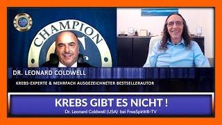 Dr. Leonard Coldwell bei Free Spirit®-TV