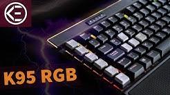 DIE BESTE und SCHNELLSTE Gaming Tastatur der Welt?! | | Corsair K95 RGB Platinum