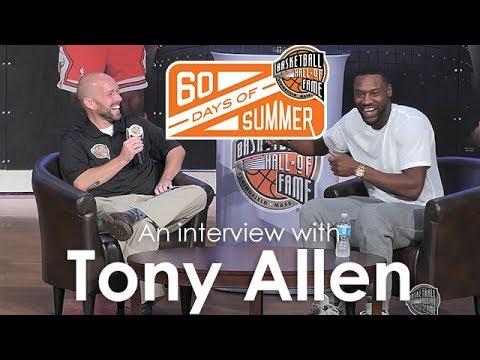Tony Allen - 60 Days of Summer 2017
