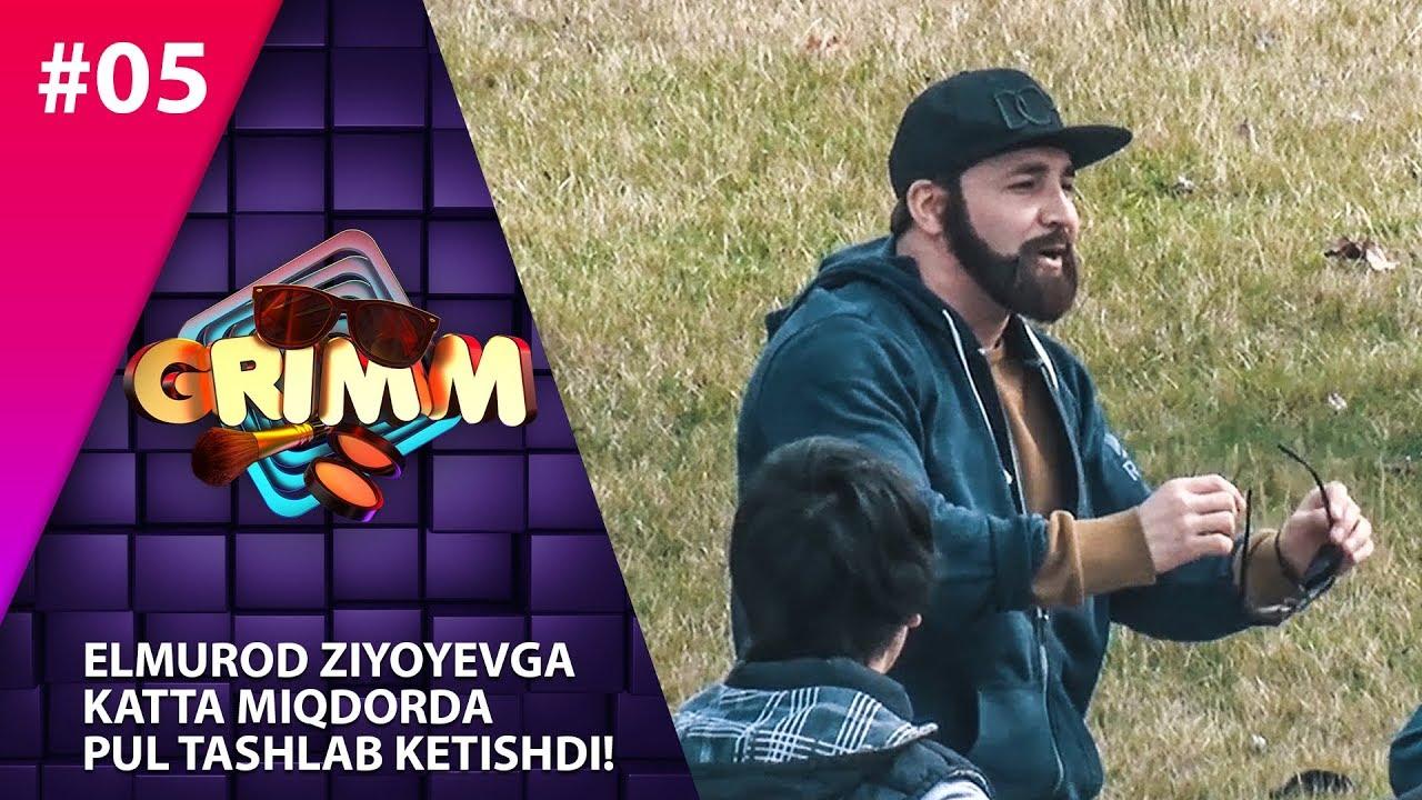 Grimm 5-son Elmurod Ziyoyevga katta miqdorda pul tashlab ketishdi!  (15.03.2020)